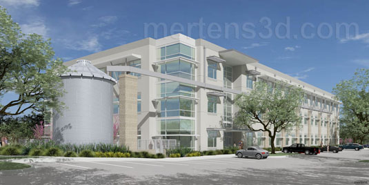 Architectural Rendering of: LCRA SCOB(medium)  Pick for a higher resolution 3d rendering
