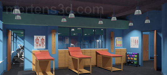 RMC - Chicago Training Room(medium)  Pick for a higher resolution 3d rendering