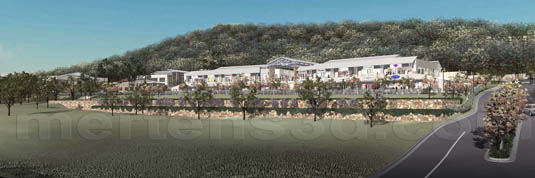 Architectural Rendering of: Ladera Bend - West View(medium)  Pick for a higher resolution 3d rendering