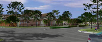 3d Animation of: Section 15 - Summerwood Development - Hunters Lake Way   Pick to watch the 3d animation