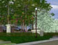 3d Architectural Illustration of: Section 15 - Summerwood Development - Norhill Entry (thumbnail)