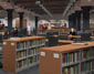 3d Interior Rendering of: RMC Library - Arches (thumbnail)