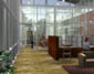 3d Interior Image of: Social Security - Lobby (thumbnail)